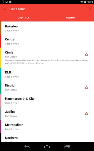 London Tube Live Pro screenshot 13
