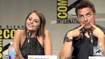 Arrow: 2015 Comic-Con Panel