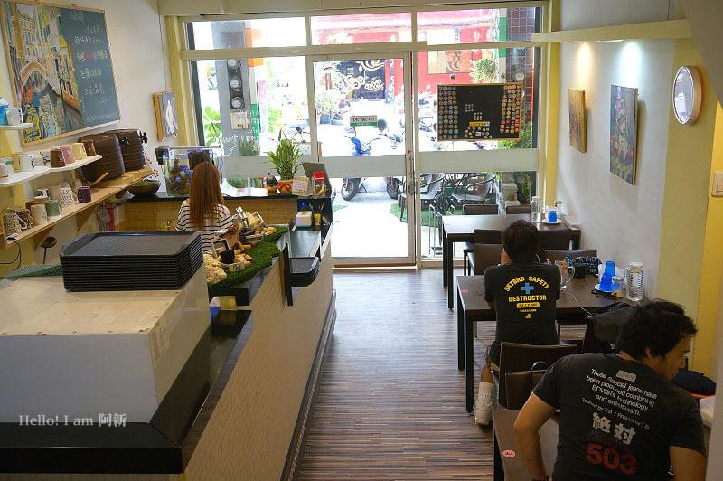 科博館餐廳,高沐手作料理餐廳-3