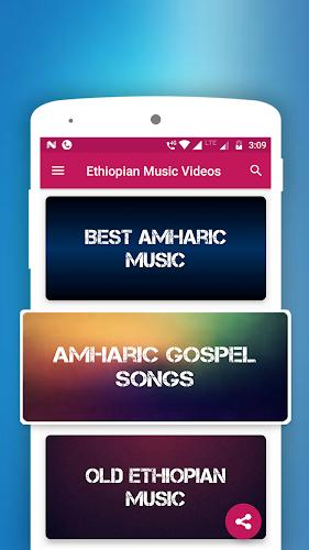 Download Ethiopian, Amharic Music Video Songs 2018 APK