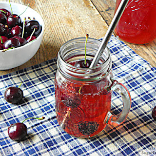 Healthier Low Sugar Shirley Temples