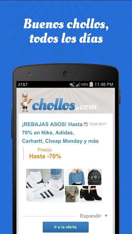 foto de Chollos – (Android Aplikace) — AppAgg