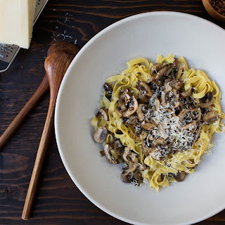 Light Mushroom Sauce For Pasta Recipes