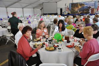 Photo: Ladies Luncheon - Maxine, Nancy, Barbara, Cari,