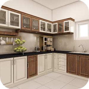 Latest kitchens designs 2018 android apps on google play for New latest kitchen design