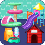 Decorate your pet house