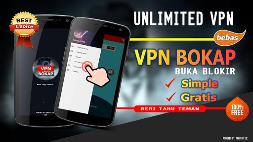 VPN Bokap Buka Blokir 8.1 screenshots 4