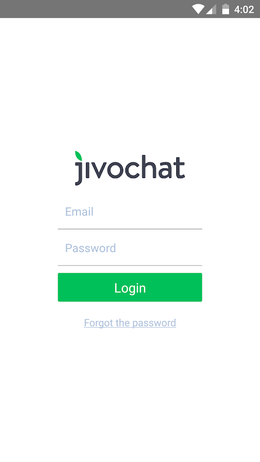 JivoChat Live Chat: captura de pantalla