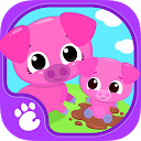 Cute & Tiny Farm Animals - Baby Pet Villa 1.0.47 APK Download