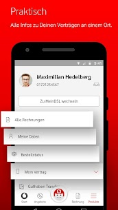 MeinVodafone 10.7.0.0 [Mod + APK] Android 2