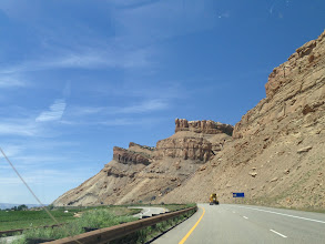 Photo: Cliffs in Palisade