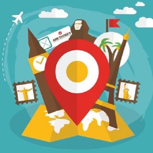 الخرائط السياحية