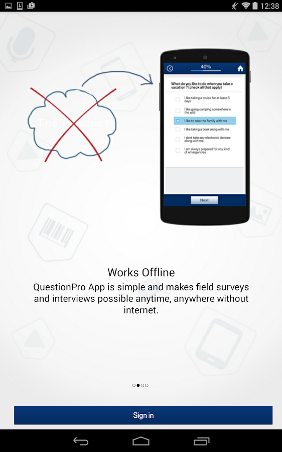 QuestionPro - Offline Surveys - Android Apps on Google Play