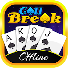 Callbreak Multiplayer (Offline) icon