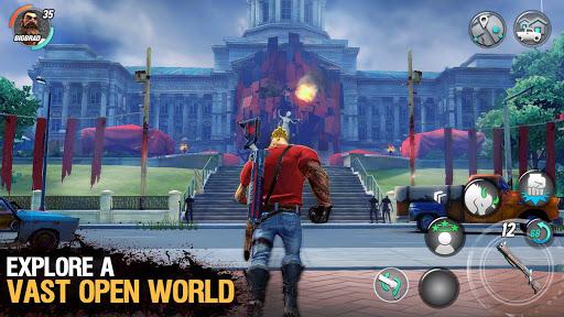 Dead Rivals - Zombie MMO 1.1.0e screenshots 4