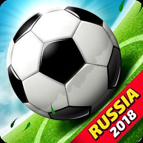 Score Goal Tap Clicker: Russia 2018 Group Calendar