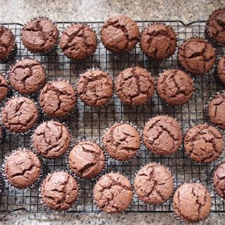 Dorie's Chocolate Chocolate Cupcakes