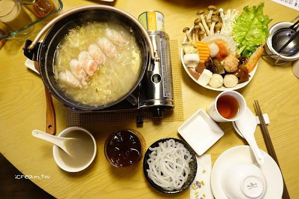 老舅的家鄉味 – 一個人也可以吃的精緻酸白菜火鍋  酸菜白肉鍋物必吃 中山國中站