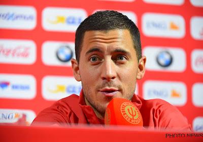 🎥 Eden Hazard évoque sa forme physique et la grosse attente des supporters