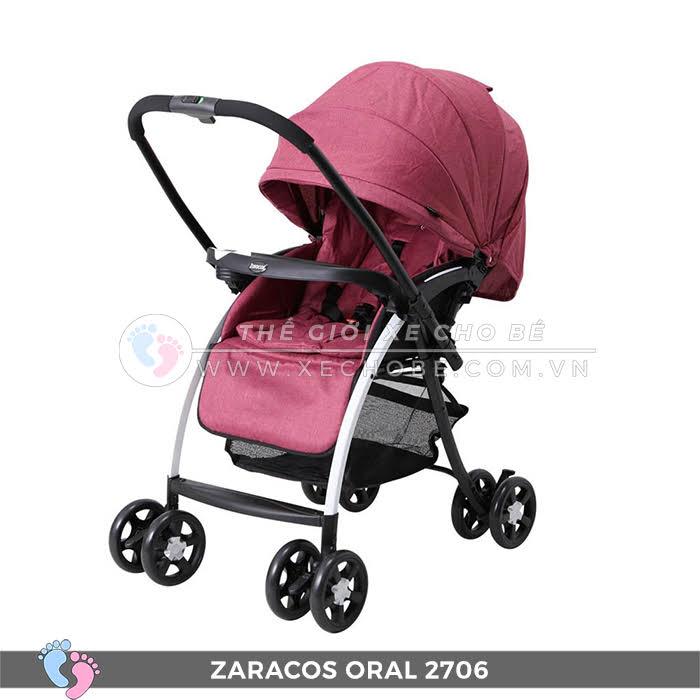 Xe đẩy 2 chiều Zaracos ORAL 2706 8