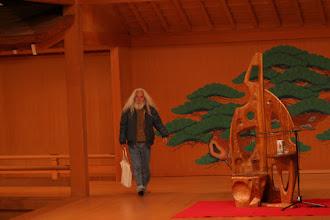 Photo: 2006.3.26 富山能楽堂 by Motoyuki Oshikiri