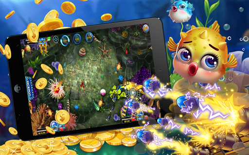 Ban Ca 3D BigFish - Ban Ca Sieu Thi u2013 Ban Ca An Xu 1.0.2 screenshots 3