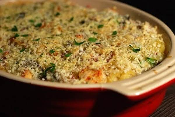 Tetrazzini With Your Choice Of Meat Recipe