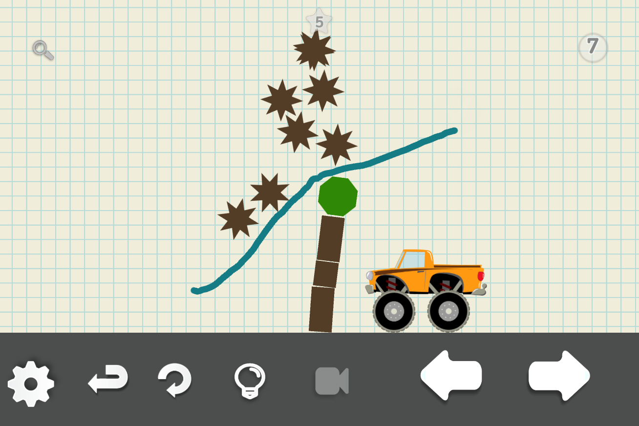 Brain for monster truck!- screenshot