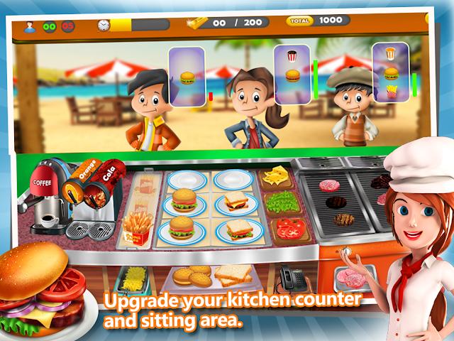 android Rapide Tycoon Street Food Screenshot 6