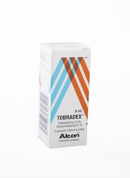 Tobradex 0.3% Suspensión