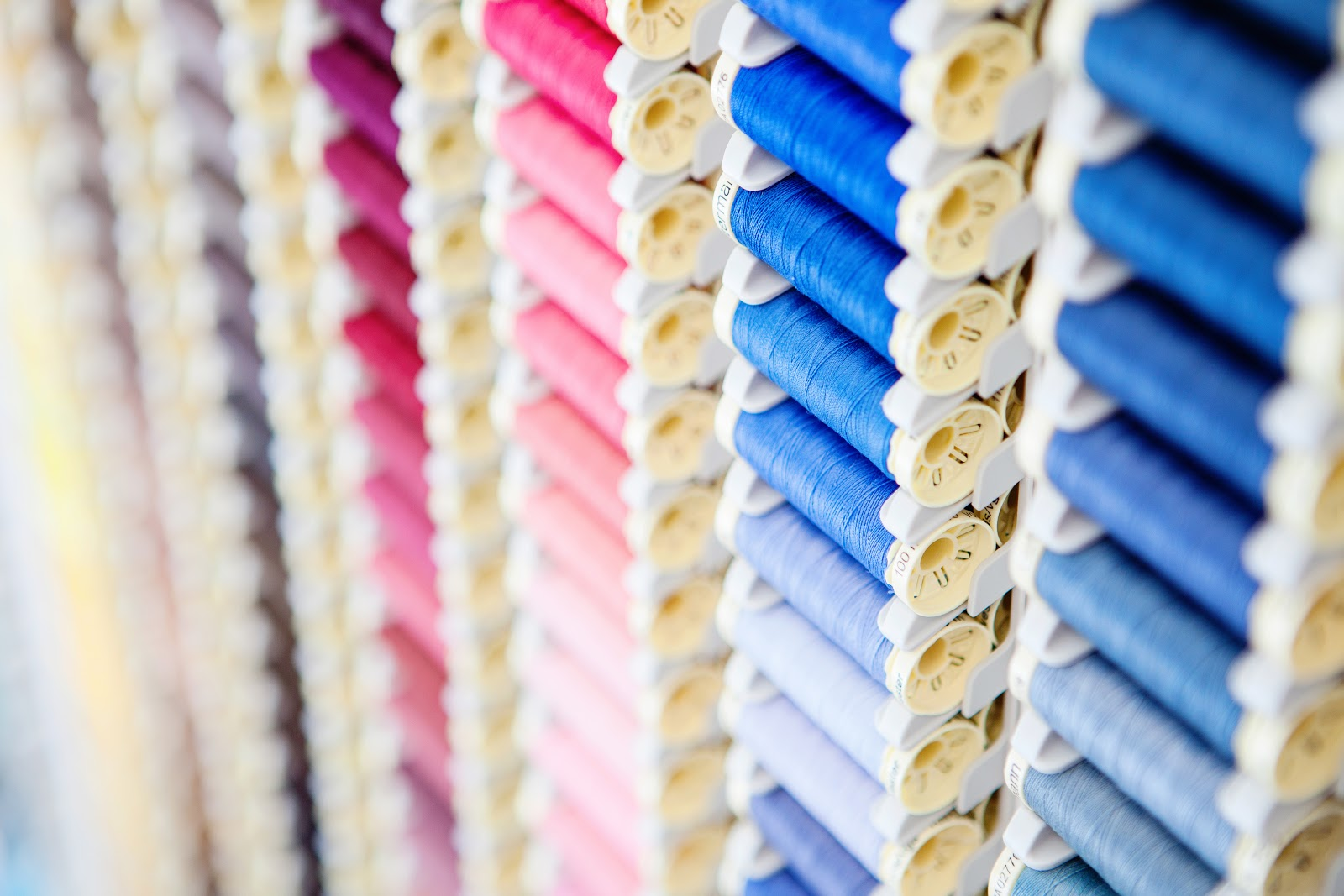 Plush Addict offers an enviable range of sewing threads