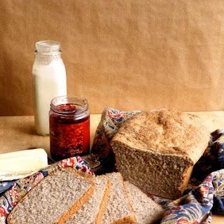 Calling Fellow Toast Lovers! Crunchy Corn, Semolina & Sesame Sandwich Bread Loaf