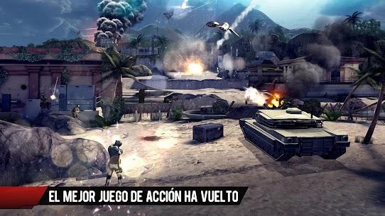 Modern Combat 4: Zero Hour 1