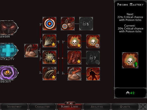 Vampire's Fall: Origins RPG 1.7.146 screenshots 13