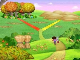 Dora et la forêt enchantée, partie 3 : Dora au secours de King Unicorn