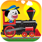 Comomola Far West Train - Railroad Game for kids! icon