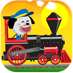 Comomola Far West Train - Railroad Game for kids!