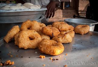 Photo: Medu Vada ( South Indian)