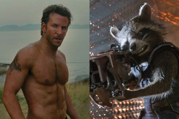 Bradley Cooper – Guardians Of The Galaxy
