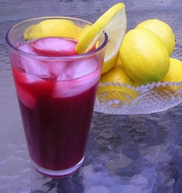 Zee's Blackberry Lemonade