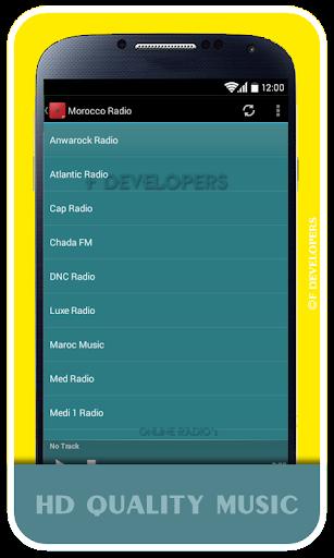 Morocco Radio - Live Radios
