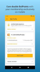 App Cheap Flight Ticket by Pegasus Airlines APK for Windows Phone