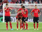 Benfica perd un nouveau joueur