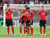 Coupe: Benfica surpris par Braga