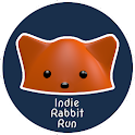 Indie Rabbit Run #1 - Original