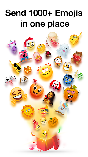 Emoji for WhatsApp and Facebook 1.4.2 screenshots 1