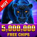 Moon Temple - Free Vegas Casino Slots Machines icon