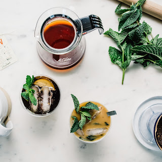 Mint Mojito Pourover Coffee