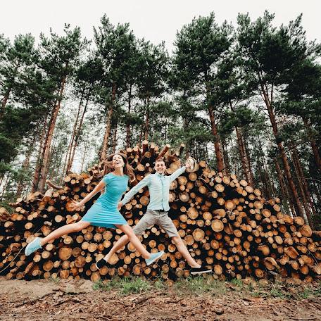 Wedding photographer Dmitriy Shlyazhko (DiBlack). Photo of 18.07.2017