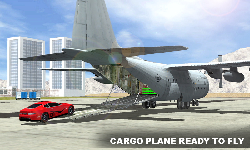 android Airplane Pilot voiture Screenshot 13